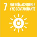 7 Energía sostenible y no contaminante