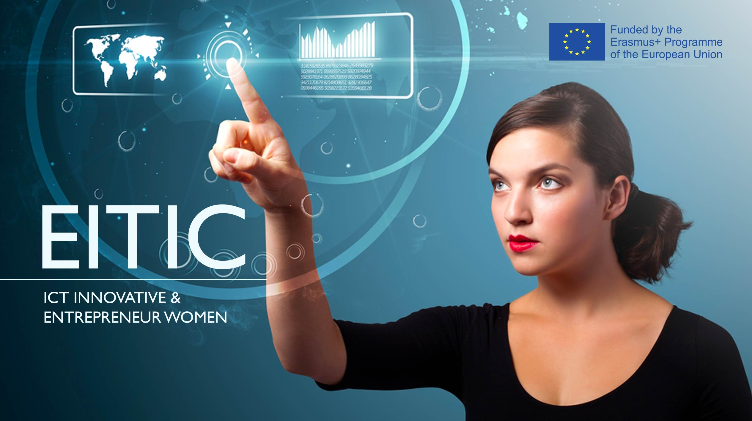 KO Meeting for EITIC Project: ICT Innovative Entrepreneur Women