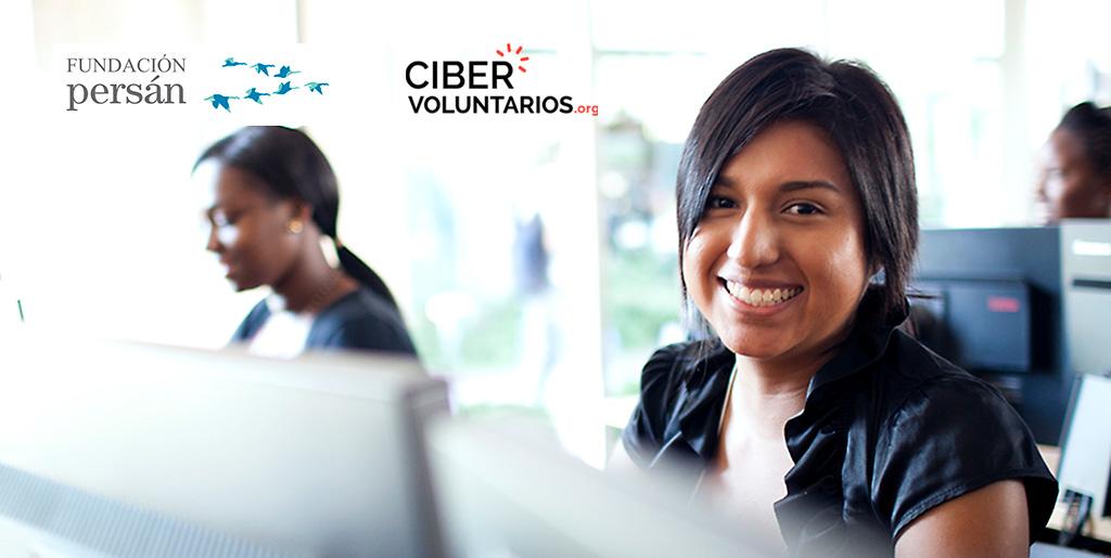 Fundación Cibervoluntarios y Fundación Persán unidos en la mejora de la empleabilidad de personas migrantes