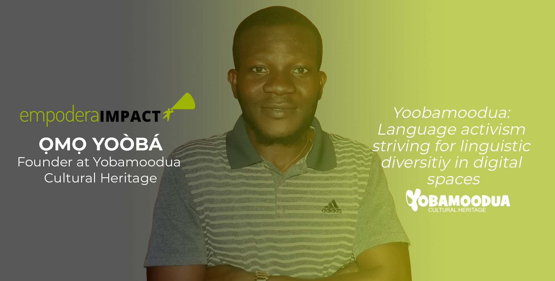 Yoobamoodua: Language activism striving for linguistic diversity in digital spaces