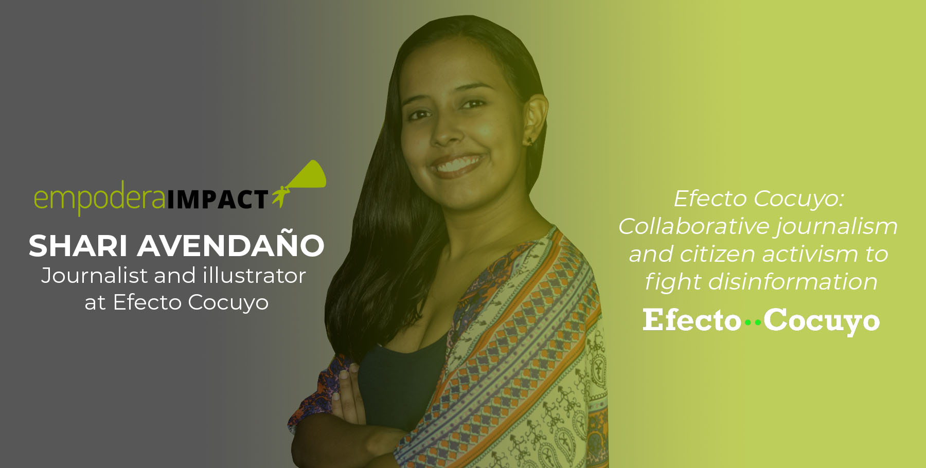 Efecto Cocuyo: Collaborative journalism and citizen activism against disinformation